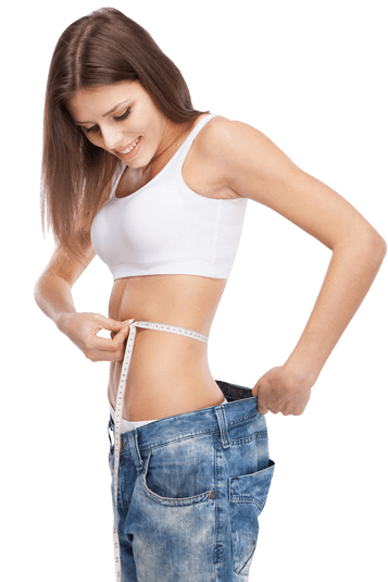 laser lipo treatments - woman-waist